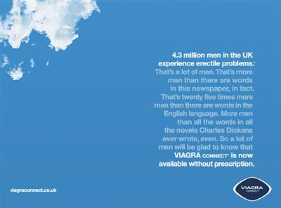 "Pfizer ""Viagra Connect"" by Y&R London"