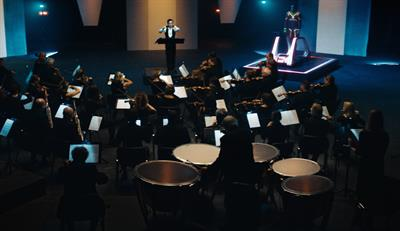 "Virgin Media ""Orchestra"" by BBH London"
