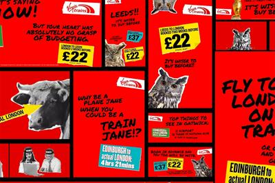 "Virgin Trains ""It's the way forward"" by Anomaly"
