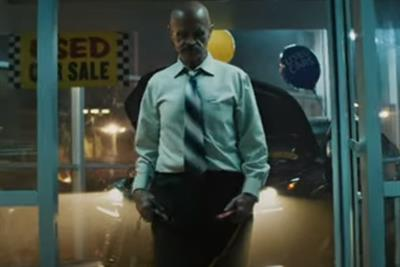 Vroom pokes fun at the painful process of car shopping in Super Bowl spot