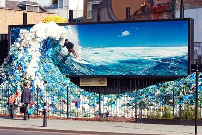 "Corona ""Wave of waste"" by Wieden & Kennedy Amsterdam"