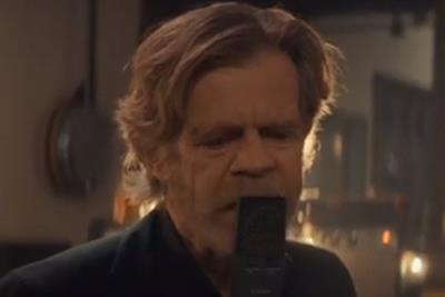 William H. Macy reprises Willie Creeks character in 'Whisky Dell' music video