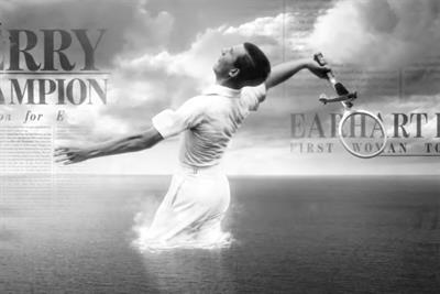 """Wimbledon """"The story continues"""" by McCann London"""