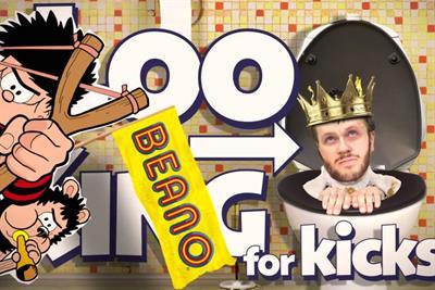 """Beano """"So Beano!"""" by Red Brick Road"""