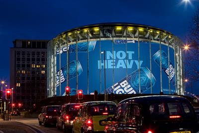 """Bud Light """"UK launch"""" by Wieden & Kennedy London"""