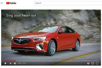 Private View: Buick's Google ad tool campaign lacks personalization