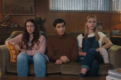 'Seize the Awkward' for The Jed Foundation, the AFSP and the Ad Council by Droga5