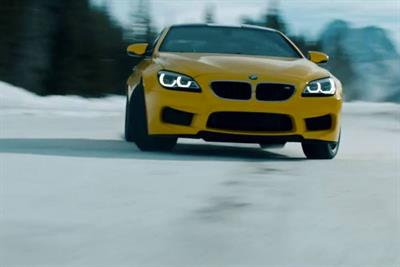 This Pennzoil, BMW film will make you want to drive too fast