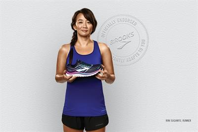 Brooks Running brings an endorsement deal to the masses