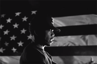 Chance the Rapper and Nike drop a star-spangled ode to the Olympic basketball teams