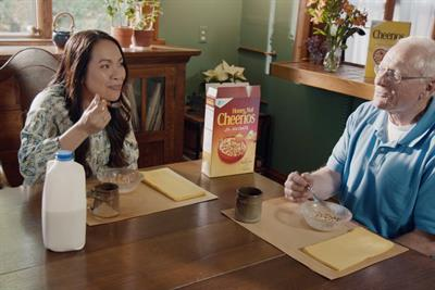 General Mills offers a personal reason for gluten-free Cheerios