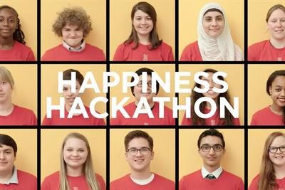 Coke hacks happiness in anti-bullying campaign