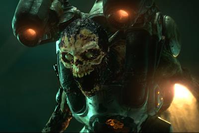 Hell hath no fury like an armored space marine