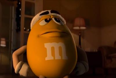 'Bring Everyone Together' for M&M's by CLM BBDO and BBDO NY