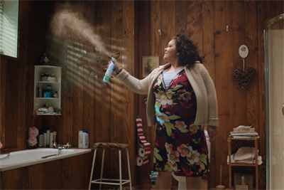 Febreze salutes a stinky Super Bowl tradition