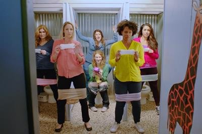 """HelloFlo, Kotex are back with """"sneezy pee"""" fight song"""