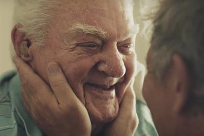 A devoted son returns the favor in heartbreaking Gillette spot