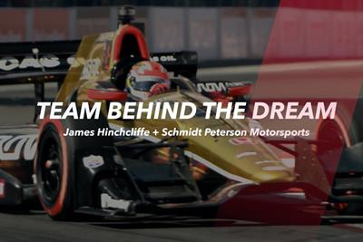 Get your heart racing with Honda's 360-degree Indy 500 video