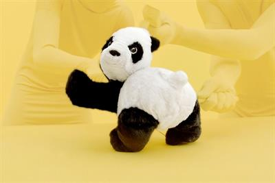 Twerking panda, spinning corkscrew. IKEA gets funky in Malaysia.