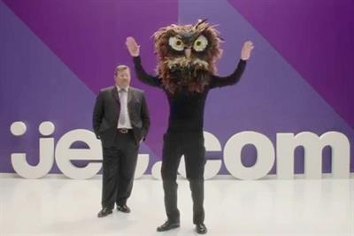 Jet.com matches its speedy e-commerce with instant video comedy