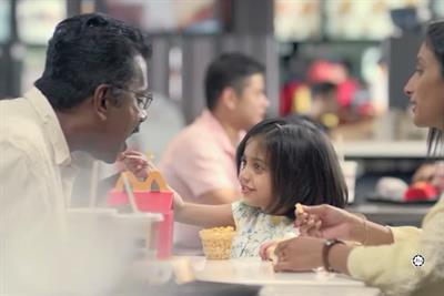 McDonald's Malaysia 'Rasa Sayang' by TBWA Kuala Lumpur