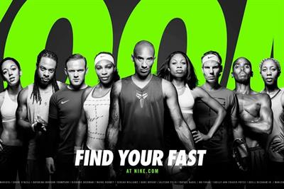 Nike 'Find Your Fast' by MustBeSomething