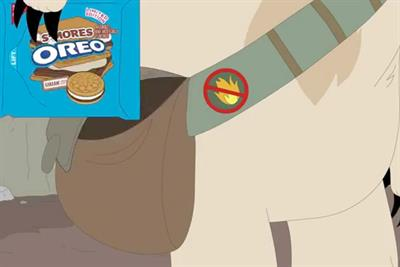 Oreo says no to campfires with s'more flavor