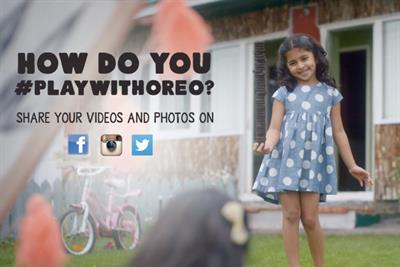 In India, Mondelez builds on 'Play with Oreo'
