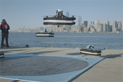 Oreo uses drones to dunk cookies into thousands of milk glasses