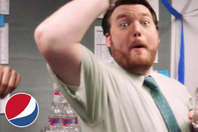 Crystal Pepsi is back with a '90s-themed ad