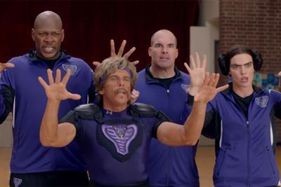 Ben Stiller and Vince Vaughn reunite for a 'Dodgeball' charity grudge match