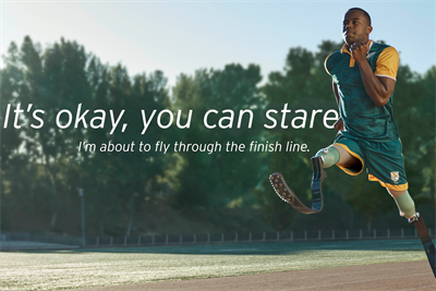 """Citi """"Stare at greatness"""" by Publicis"""
