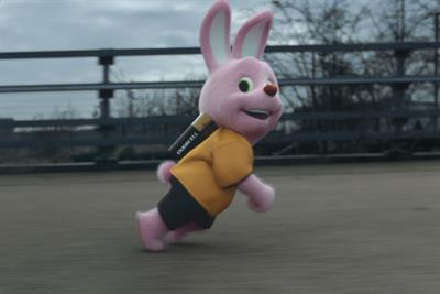 """Duracell """"The race"""" by Grey London"""