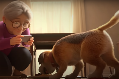 Hill's heartwarming animated film raises awareness for pet nutrition