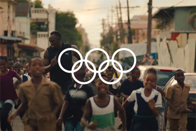 """International Olympic Committee """"Stronger together"""" by Hulse & Durrell"""