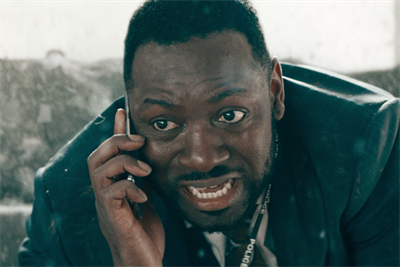 "ITV ""The phone call. Drama vs reality"" by Uncommon Creative Studio"