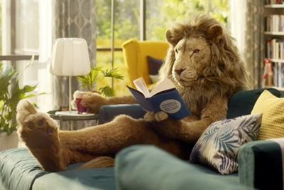 "Ikea ""Relax into greatness"" by Mother London"