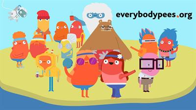 The National Kidney Foundation reminds us 'Everybody Pees'