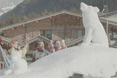 """Mountain Riders """"Untouchable cars"""" by JWT"""