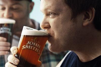 """John Smith's """"only ordinary by name"""" by Adam & Eve/DDB"""