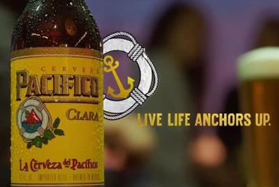 Pacifico fights to become America's top beer brand with new spots from Cramer-Krasselt
