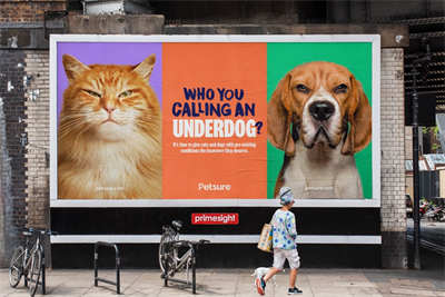 """Petsure """"Who you calling an underdog?"""" by Iris"""