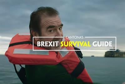 "Paddy Power ""Brexit bunker"" by Officer & Gentleman"