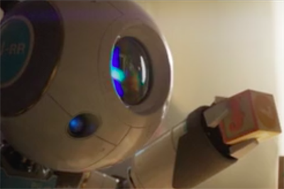"Skoda ""Robots"" by Fallon London"