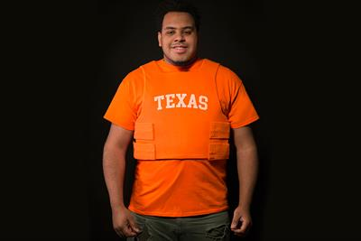 This ad for bullet-proof college clothes takes aim at campus carry laws