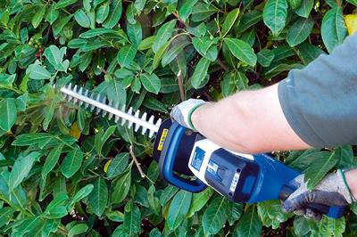 Hyundai HYHT36LI battery hedge trimmer