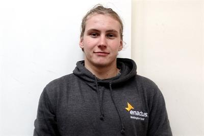 Me & My Job - Connor Deacon, student, Nottingham trent University