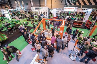 IoG Saltex Show Preview: turf solutions