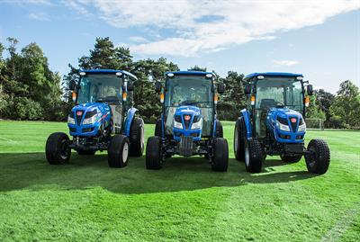Iseki TG6 Series of tractors to launch at LAMMA