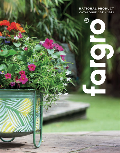 New Fargro National Product catalogue now available